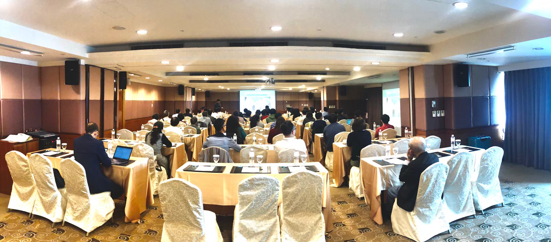 111 Dermatologists were present at our New Era of Atopic Dermatitis Management Symposium in Kaohsiung on Mar 17, 2019