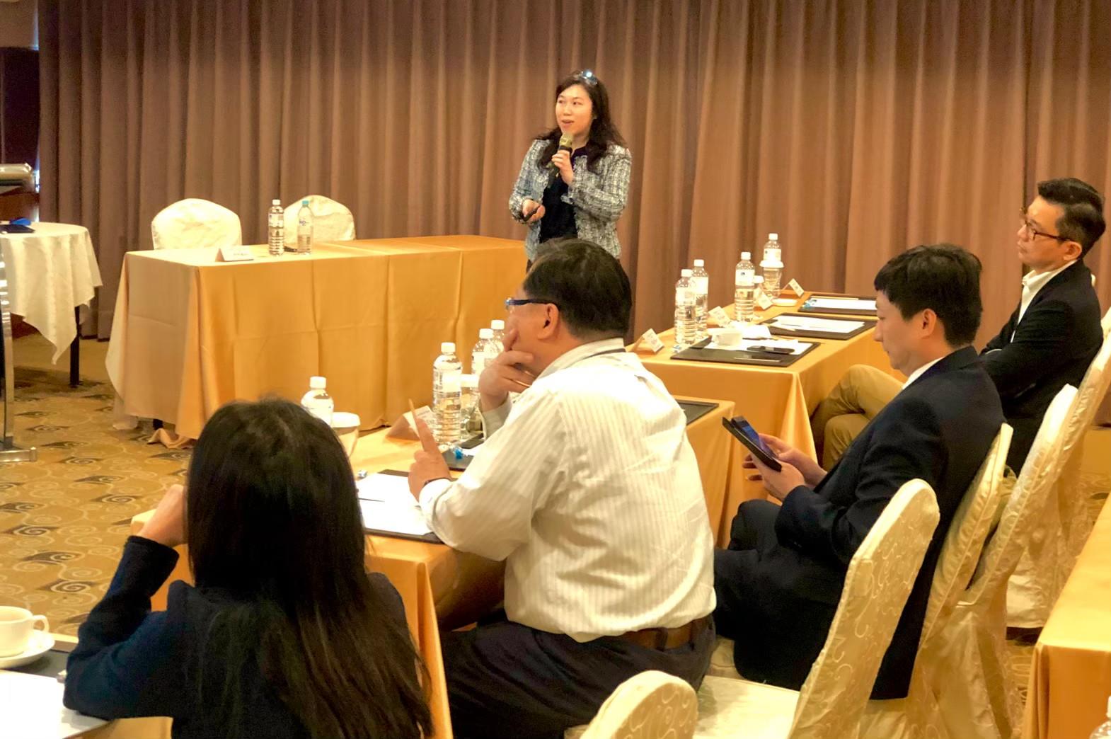 111位皮膚科醫師參加108年3月17日元鴻生技在高雄舉辦的濕疹研討會